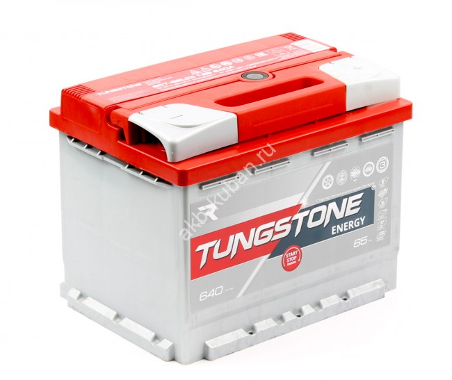 TUNGSTONE ENERGY 6CT -65.0 для автомобиля. Анапа