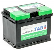 TAB AGM Stop&Go 6CT-60.0
