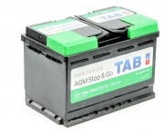 TAB AGM Stop&Go 6CT-70.0