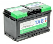 TAB AGM Stop&Go 6CT-80.0