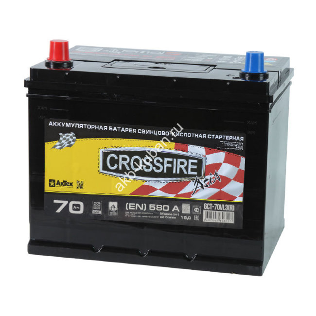 CROSSFIRE Asia 6CT-70.1 LЗ (80D26R),