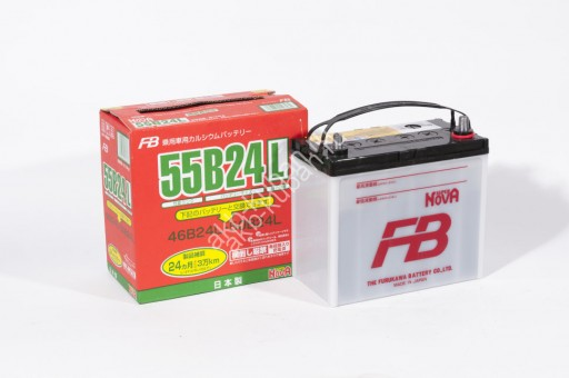 FB SUPER NOVA 6CT-45 (55B24L)