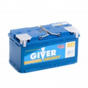 GIVER ENERGY 6СТ -100.0