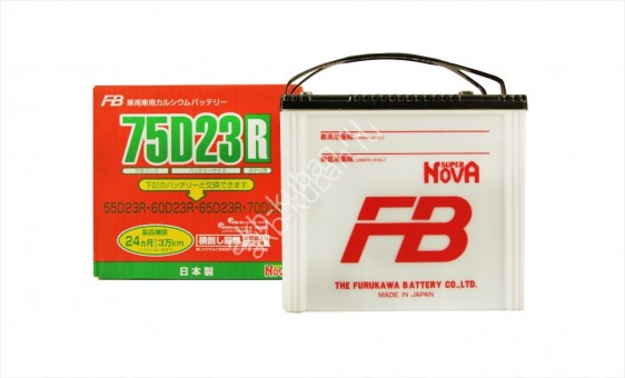 FB SUPER NOVA 6CT-65 (75D23R)