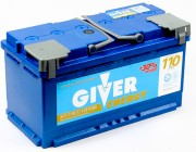 GIVER ENERGY 6СТ -110.0