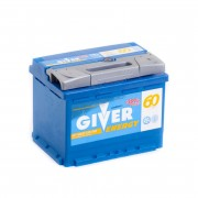 GIVER ENERGY 6СТ -60.0
