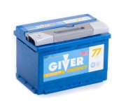 GIVER ENERGY 6СТ -77.1